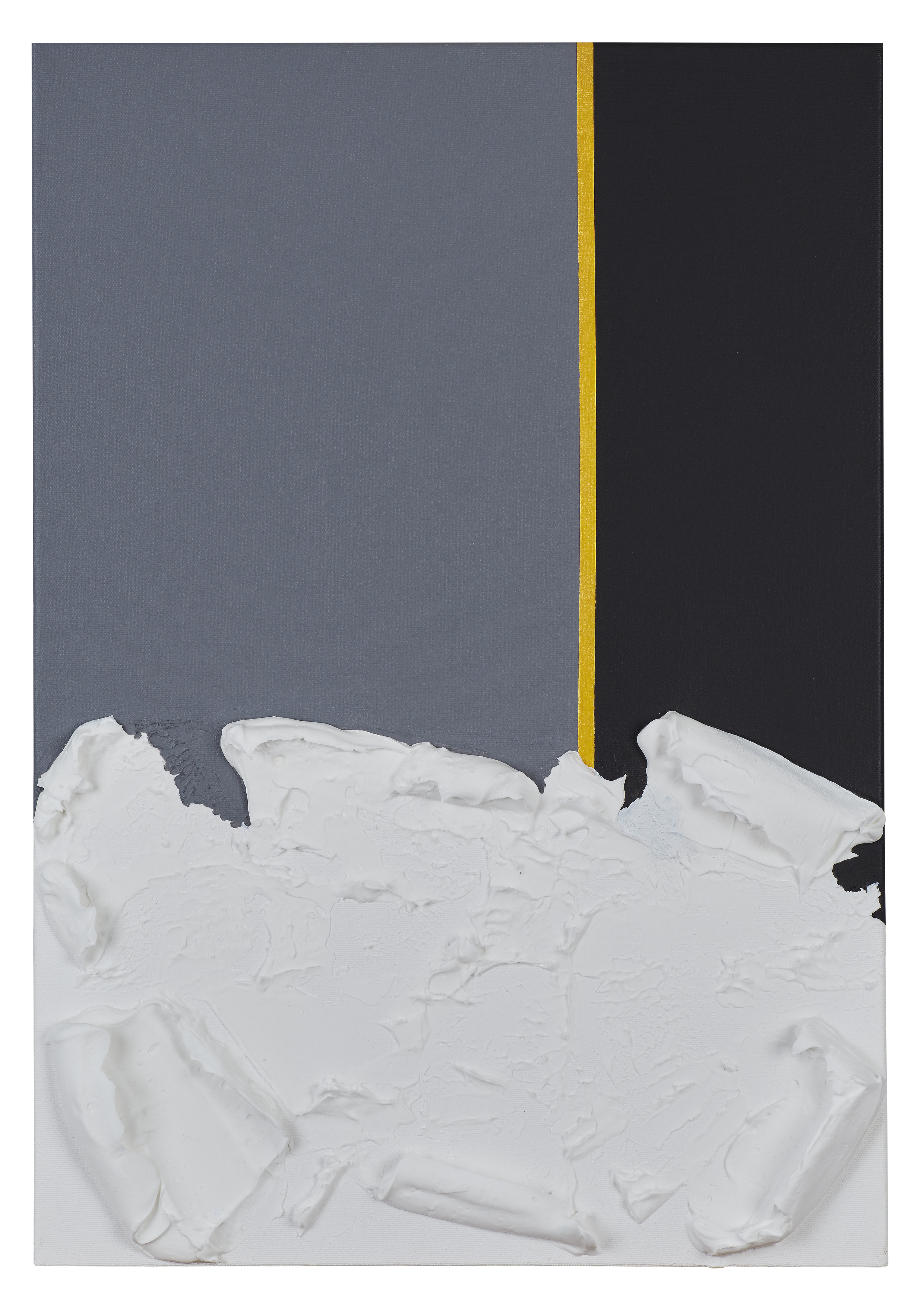 Transcendence 37 Yellow line, CHO Yea Ja
