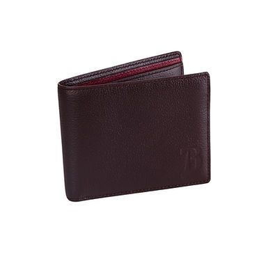 60TH ST. DOUBLE BILLFOLD  Chocolate
