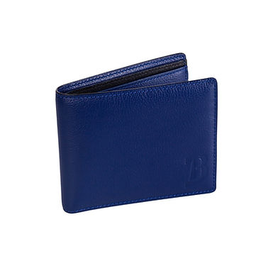 60TH ST. DOUBLE BILLFOLD  A.Blue