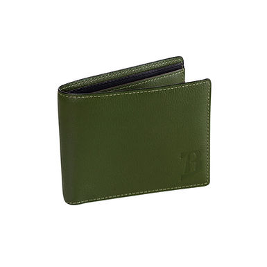 60TH ST. DOUBLE BILLFOLD  Olive