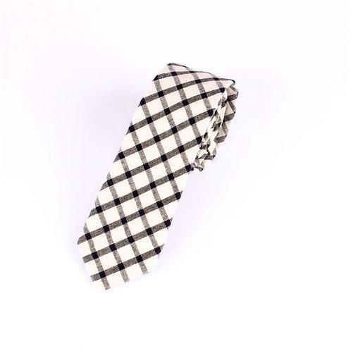 Cravate en coton