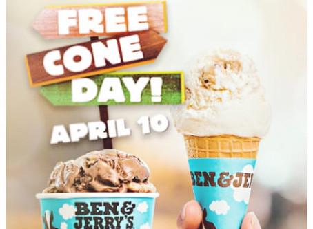 Free ConeDay
