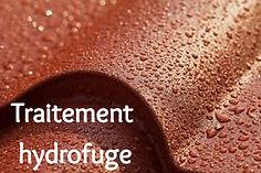 Traitement hydrofuge