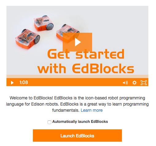 EdBlocks Opning