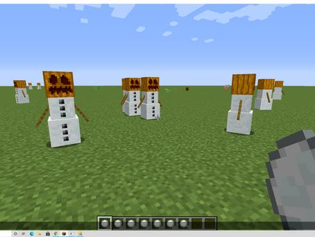 マインクラフトでクリエイティブに遊ぶ③ MCブロックビルダーの効能