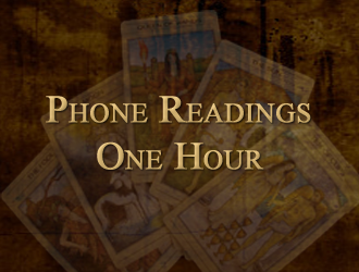 1hr Tarot Card Only Phone Reading