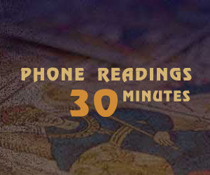 Tarot Card Phone Reading Only