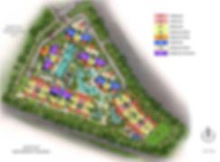 Botanique @ Bartley Site Plan