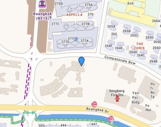 The Quartz Location Map