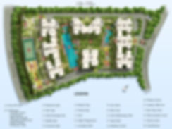 Esparina Residences Site Plan