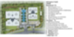 Dalvey Haus Site Plan 总平面图