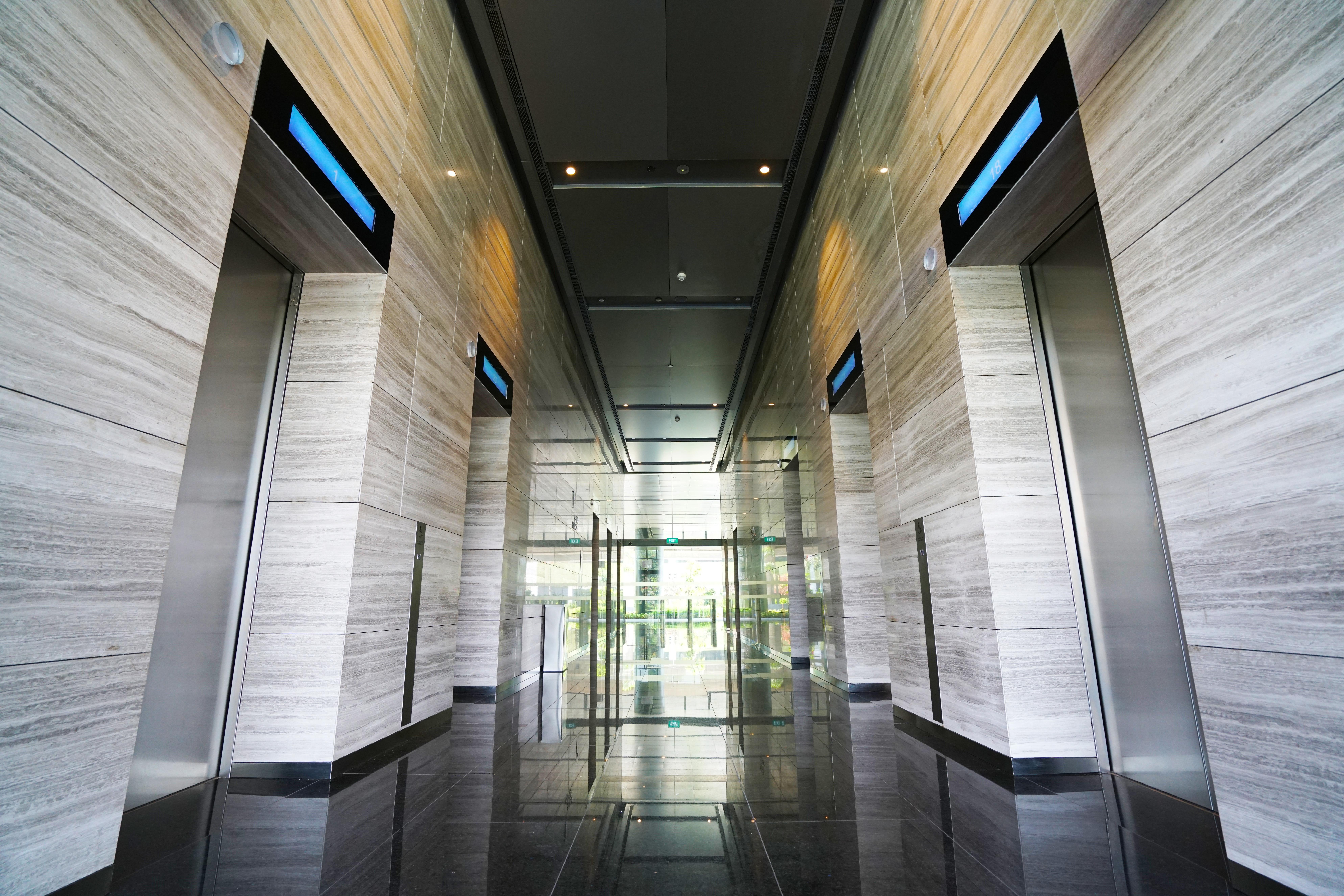 Vision Exchange Lift