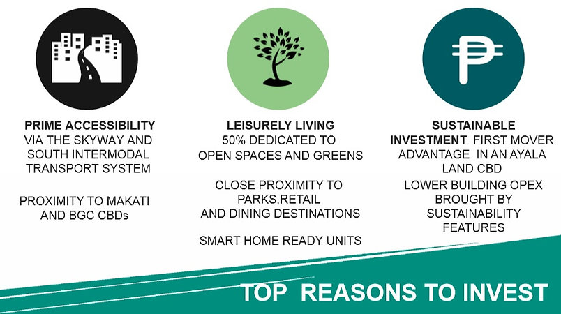 Top Reasons To Invest Park Cascades