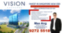 Vision Exchange by Sim Lian Group's First Development, located 2 Ventire Drive (Jurong Gateway)