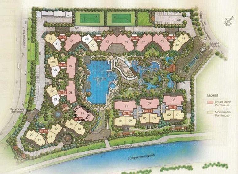 Rio Vista Site Plan