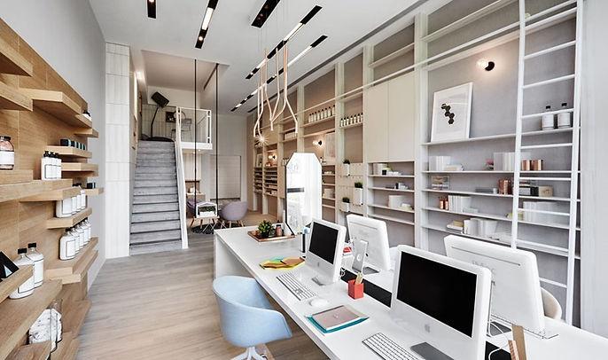 Woods Square SOLO Office (复试办公室)