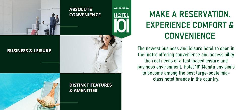 Hotel 101