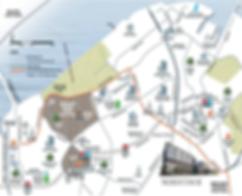 Nordcom II Location Map