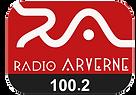 LOGO FINALE RADIO ARVERNE DEFINITIF roug