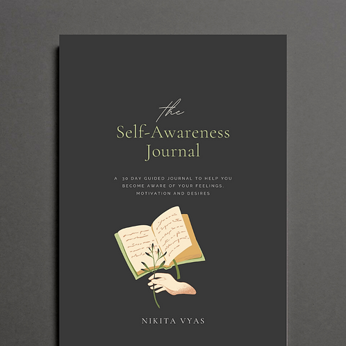 The Self-awareness Journal (Digital)