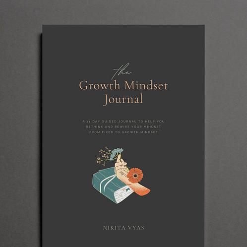 The Growth Mindset Journal (Digital)