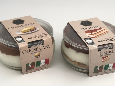 Passover 2021 SPECIAL KOSHER PRODUCTS - CHEESE CAKE, TIRAMISU, ALMOND COOKIES, CACAO COOKIES