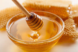 Honey is good :-)