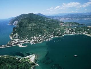 Golfo de La Spezia: dal mare all'entroterra