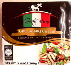 Grill & BBQ Cheese