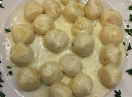 Carmel Kosher Restaurant Milano - Gusto Buono - Filled Gnocchi