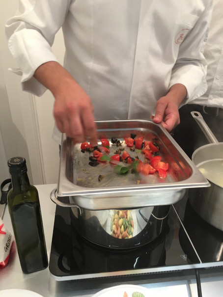 Cibus 2018 pictures - Show Cooking