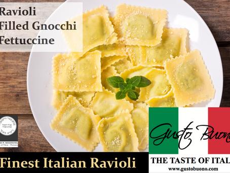 Advertising - Gnocchi, Ravioli, Fettuccine