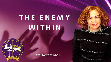 SERMON: The Enemy Within