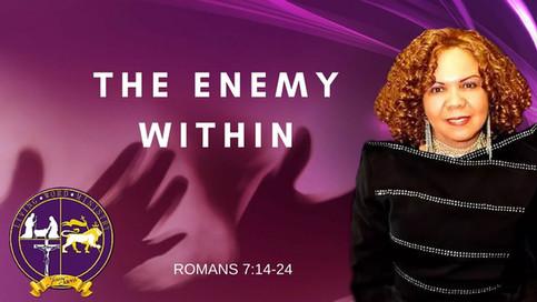 SERMON: The Enemy Within