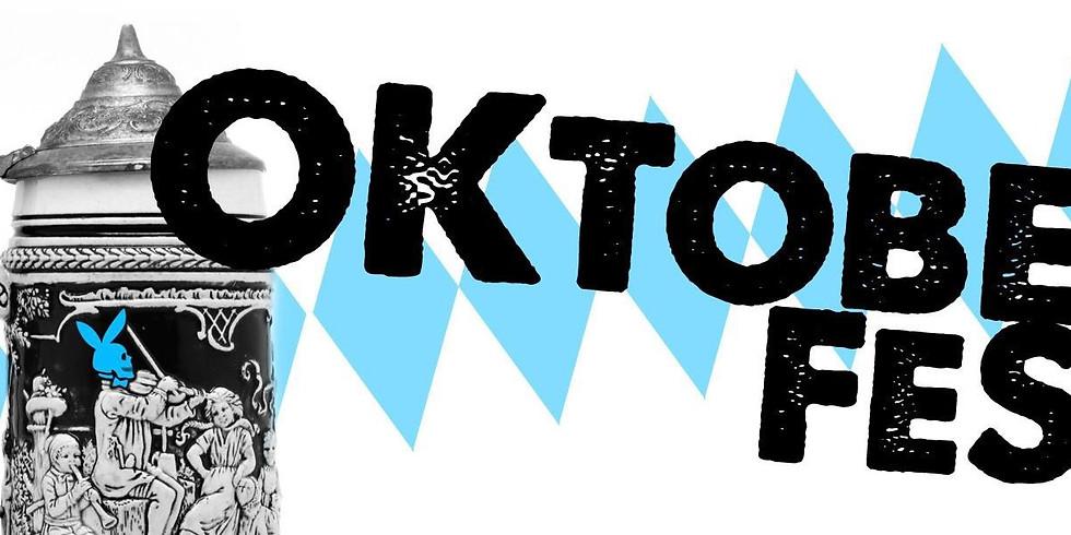 OKTOBERFEST WEEK AT ZEITGEIST - Beers, Brats and Music