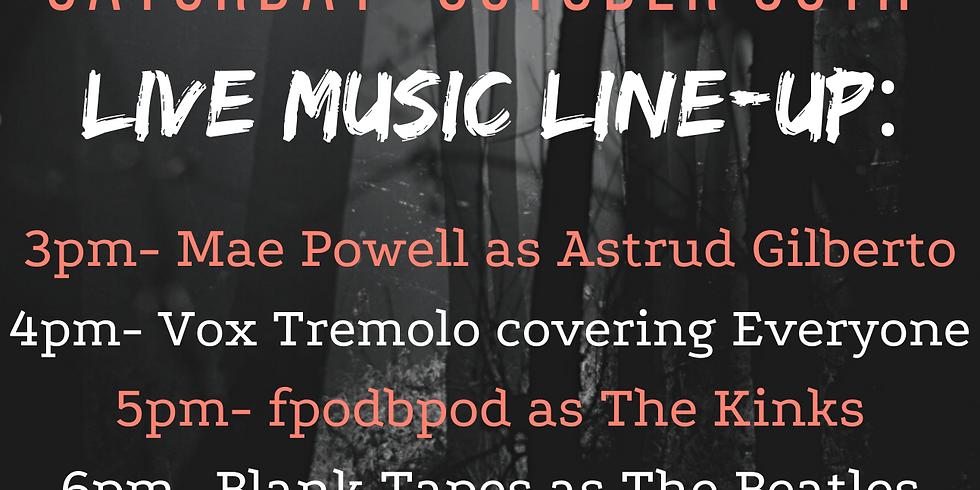 Fright Fest Halloween Live Music