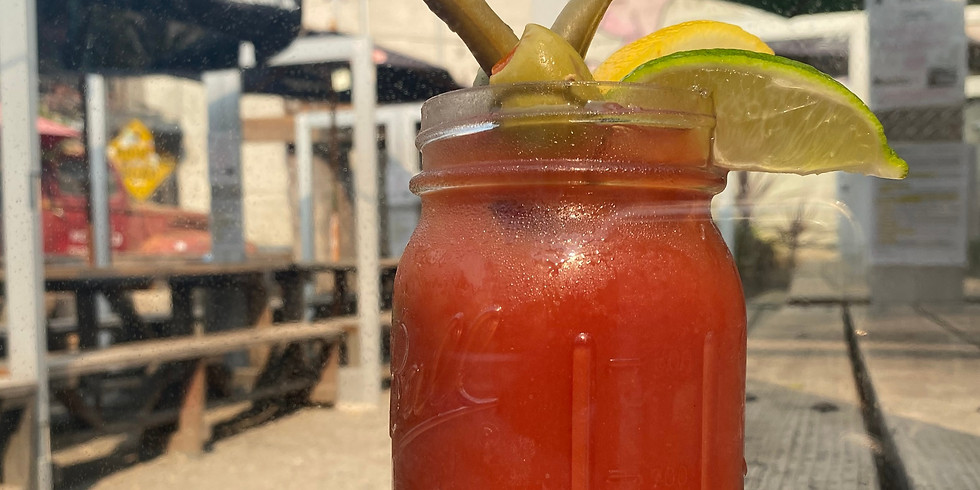 LABOR DAY SPECIAL - $6 BLOODIES TIL 3 PM