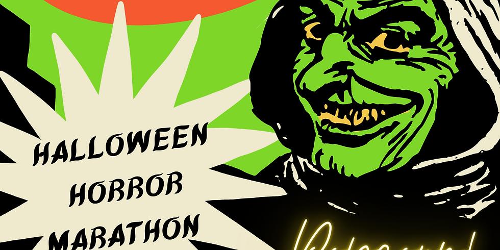 Triple Feature Horror Movie Marathon