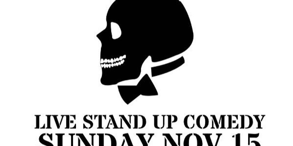 Zeitgeist Comedy Night