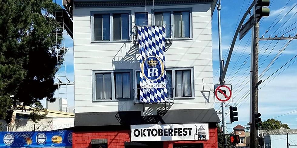 Oktoberfest with Live Music