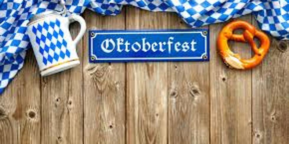 OKTOBERFEST WEEK AT ZEITGEIST - Beers & Brats