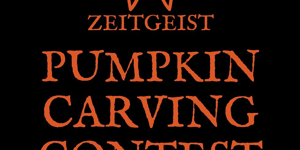 Pumpkin Carving/Decorating Contest