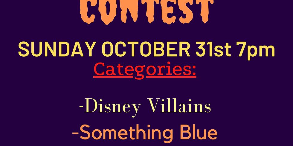 Zeitgeist Costume Contest