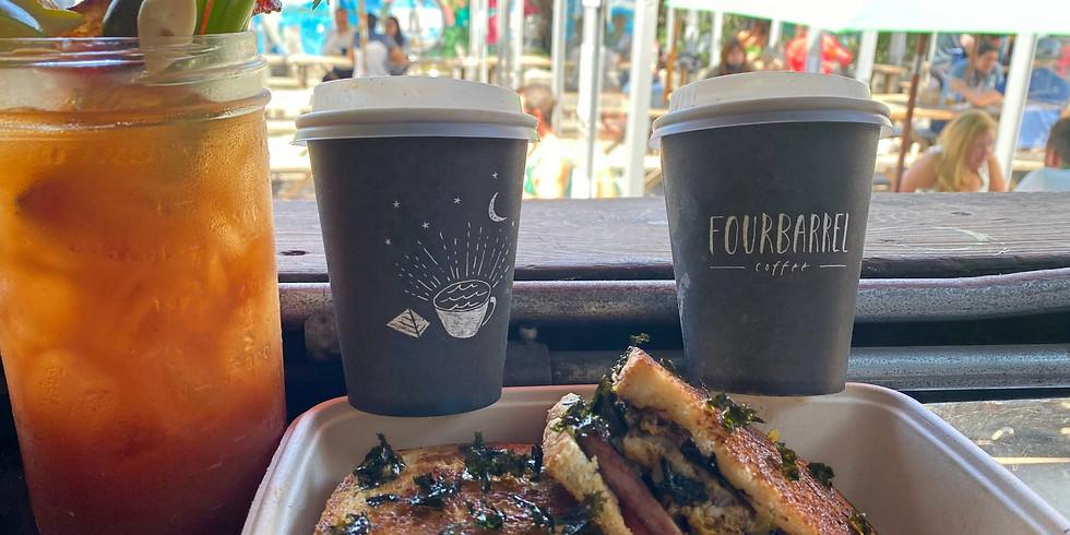 ZEITCAFE FEATURING FOUR BARREL COFFEE