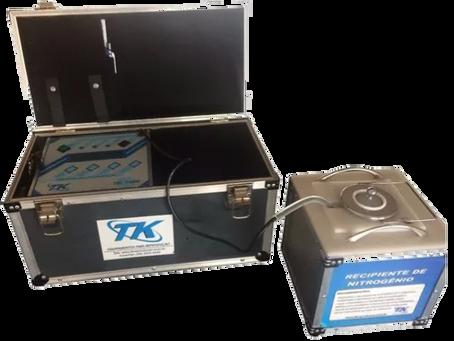 CONGELADOR DE EMBRIONES TK-1000