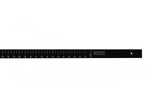 Regla para medir nitrógeno