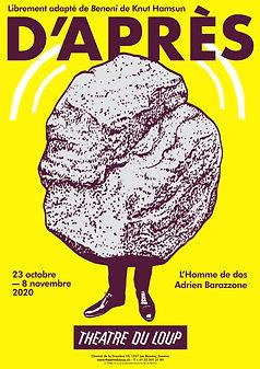 Affiche Sylvain Leguy