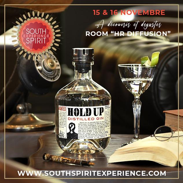 Holdup Gin