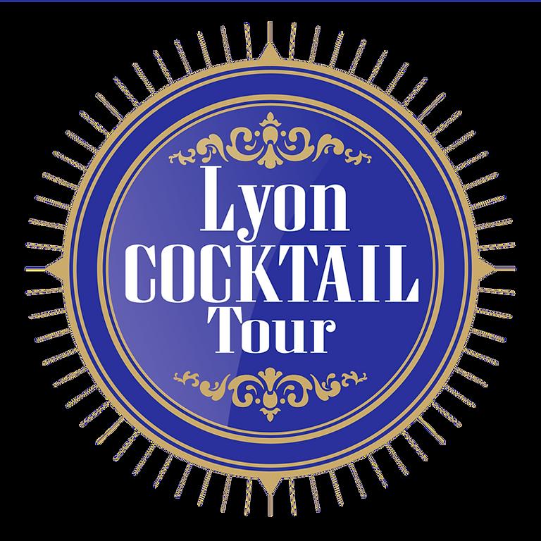 Lyon Cocktail Tour 2021