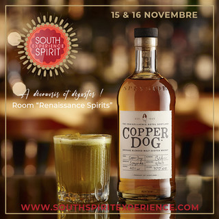 Copper Dog Whisky